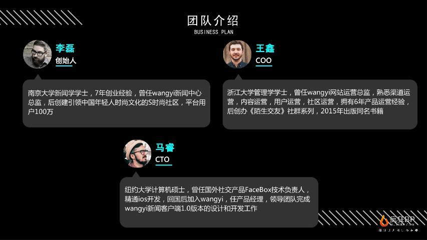 [探探探]文化娛樂陌生人社交平臺APP大學生商業計劃書模板范文-undefined